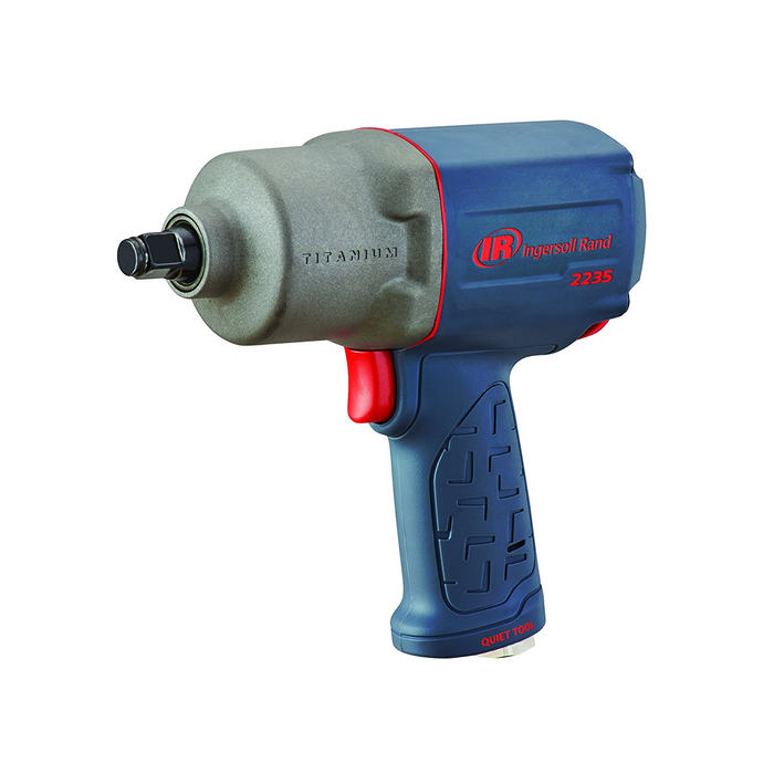 "Ingersoll Rand 2235QTIMAX 1/2"" Super Duty Quite Air Impact Wrench - Free Shipping"