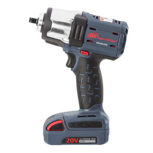 "Ingersoll Rand W5133-K12 3/8"" Drive IQV20 20V Cordless Impact Wrench with 1 Battery"