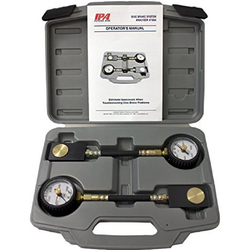 Innovative Products of America 7884 Brake Pad and Caliper Pressure Diagnosing Kit - Free Shipping