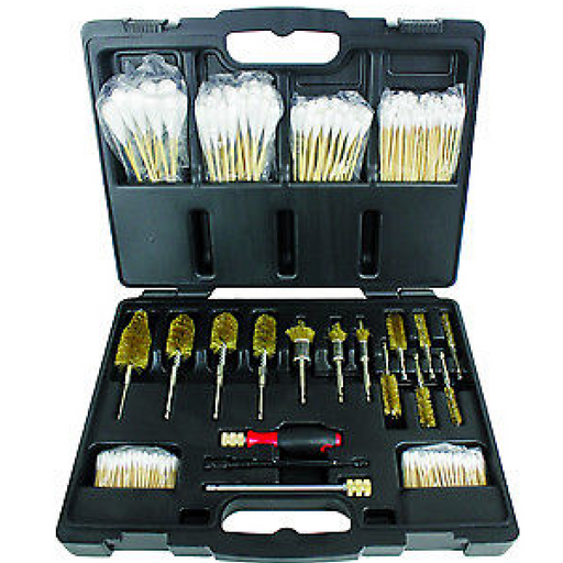 Innovative Products of America 8090B Brass Diesel Injector Brush Master Cleaning Kit - Free Shipping