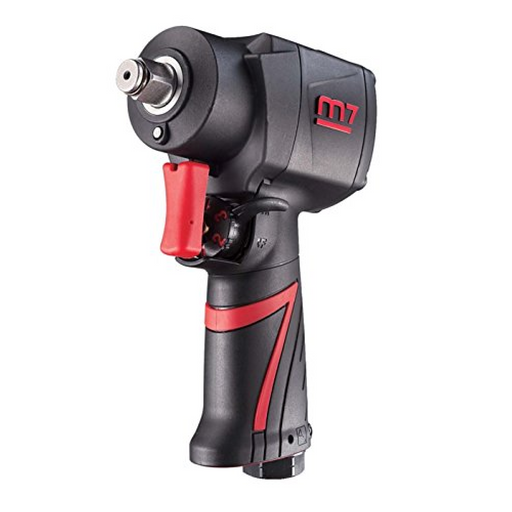 "King Tony M7 NC-4232Q 1/2"" Mini Impact Wrench - 700 Ft/Lb"