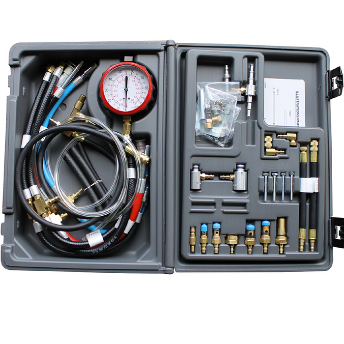 Lang Tools TU-550 Master Global Fuel Injection Test Kit - Free Shipping