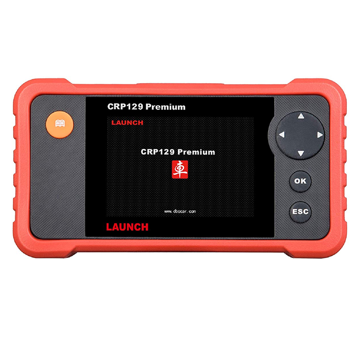 Launch Tech 301050232 CRP129 Premium Pro-Code Full Access Diagnostic OBDII Scan - Free Shipping