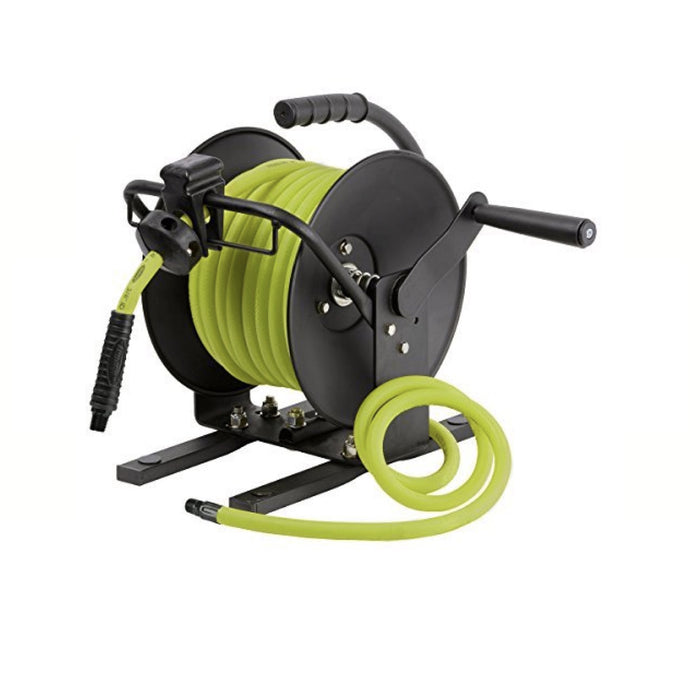 "Legacy L8654FZ ZillaReel Manual 1/4"" x 100' Ft. Air Hose Reel - Free Shipping"