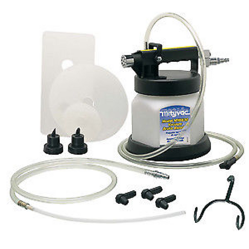 Lincoln 6830 Air Vacuum Brake Bleeder - Free Shipping