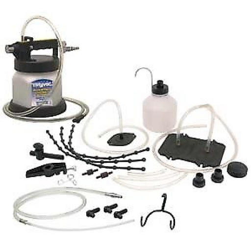 Lincoln MV6838 Master Brake Bleeder Kit - Free Shipping