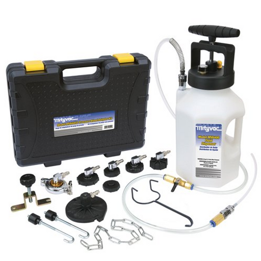 Lincoln MV6840 Pressure Bleed Brake Bleeder Kit - Free Shipping