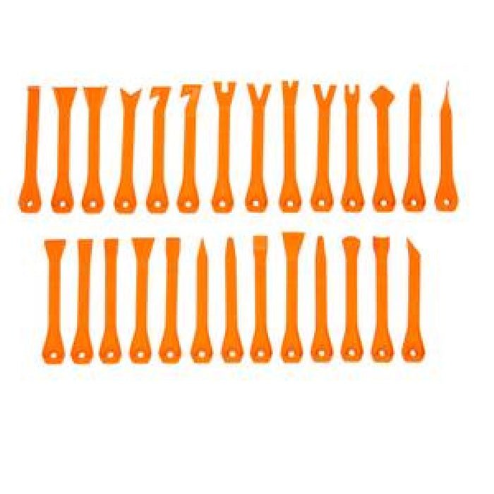 Lisle 68740 27 Piece Trim Removal Master Set