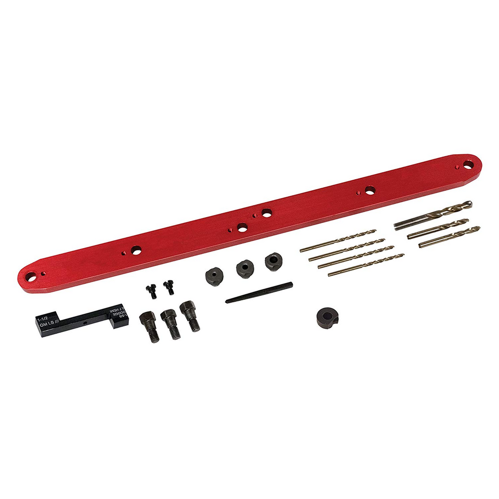 Lisle 71400 Manifold Drill Template GM LSIII - Free Shipping
