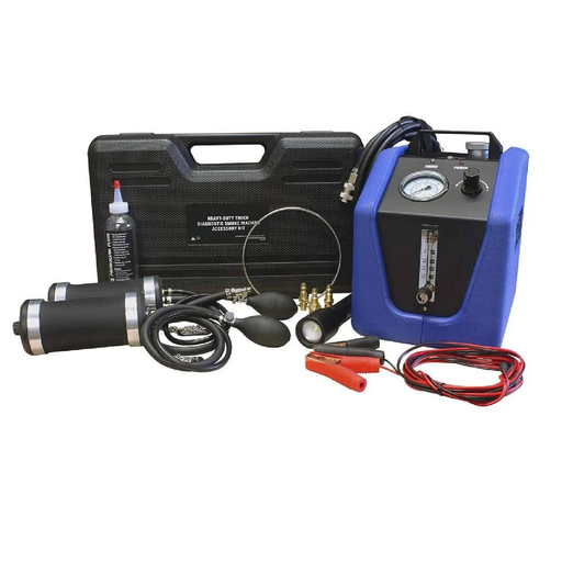 Mastercool 43060-HD Heavy Duty Truck Diagnostic Smoke Machine