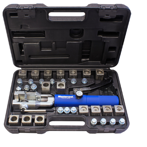 Mastercool 72485 Master Hydraulic Flaring Tool Set with Jiffy Tite Fitting - Free Shipping