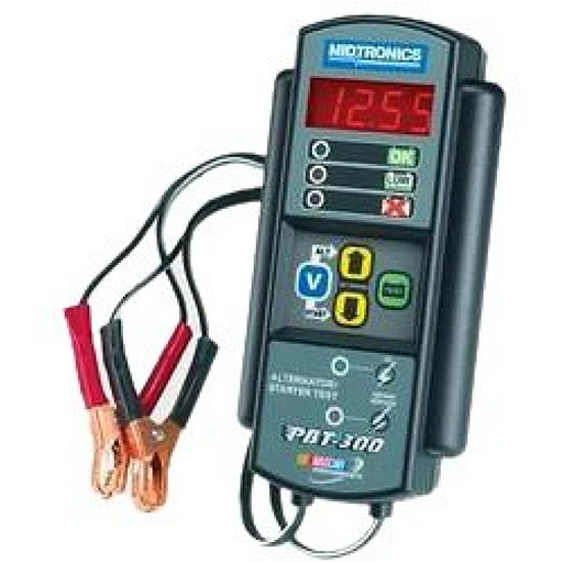 Midtronics PBT300 Advanced Battery Starter and Charging System Tester - Free Shipping