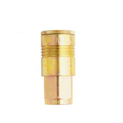 "Milton 1803S 3/8"" X 1/4"" Female NPT P Style Air Coupler"