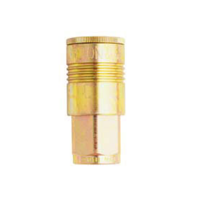 "Milton 1805S 3/8"" X 3/8"" Female NPT P Style Air Coupler"