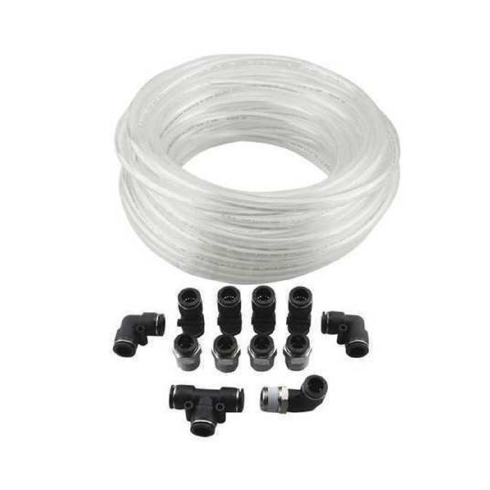 "Milton 2360KIT 3/8"" OD Push-to-Connect Shop Air Line Kit"