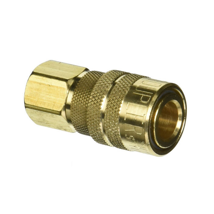 "Milton 715S 1/4"" X 1/4"" Female NPT M Style Air Coupler"