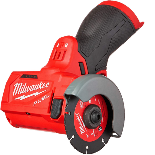 "Milwaukee 2522-20 M12 Fuel 3"" Compact Cut Off Tool - Bare Tool"