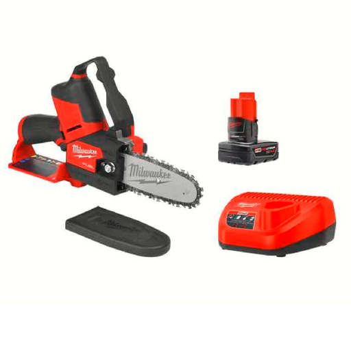 Milwaukee 2527-21 M12 Hatchet Mini Chain Saw Single Battery Kit