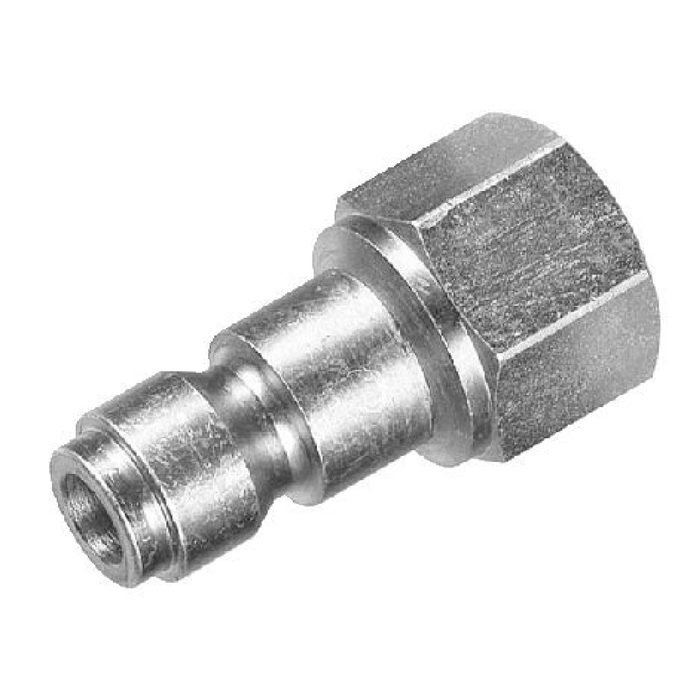 "Prevost URP086201S T Style Nipple 1/4"" Female NPT with 3/8 Body"