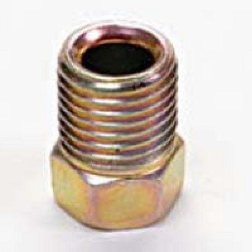 S.U.R & R. BR105 3/8-24 Inverted Flare Nut (4)