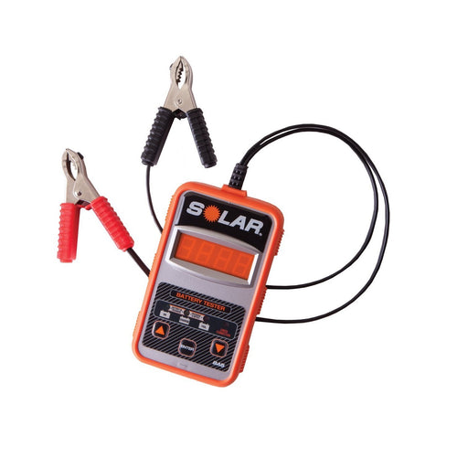 SOLAR BA5 100-1200 Cold Cranking Amps Electronic Battery Tester