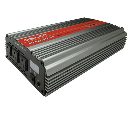SOLAR PI15000X 1500W Triple Outlet Power Inverter