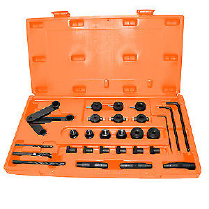 SP Tools 1702 Universal Broken Exhaust Stud Drill Guide Kit - Free Shipping