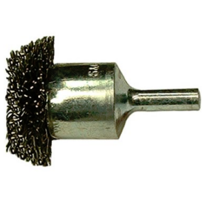 S & G Tool Aid 17100 Circular Flare End Brush