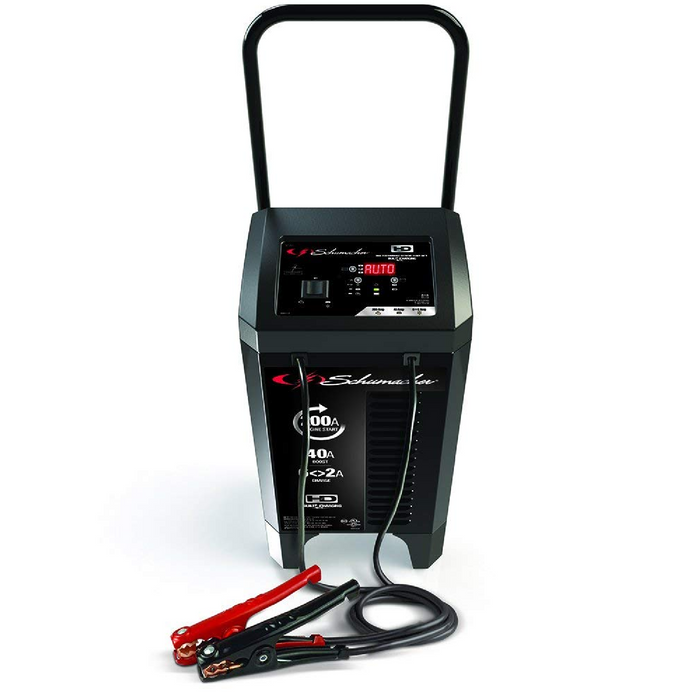 Schumacher Electric SC1353 12 Volt Battery Charger 200/35/2 Amp - Free Shipping