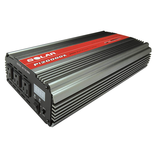 Solar PI20000X 2000 Watt Power Inverter - Free Shipping