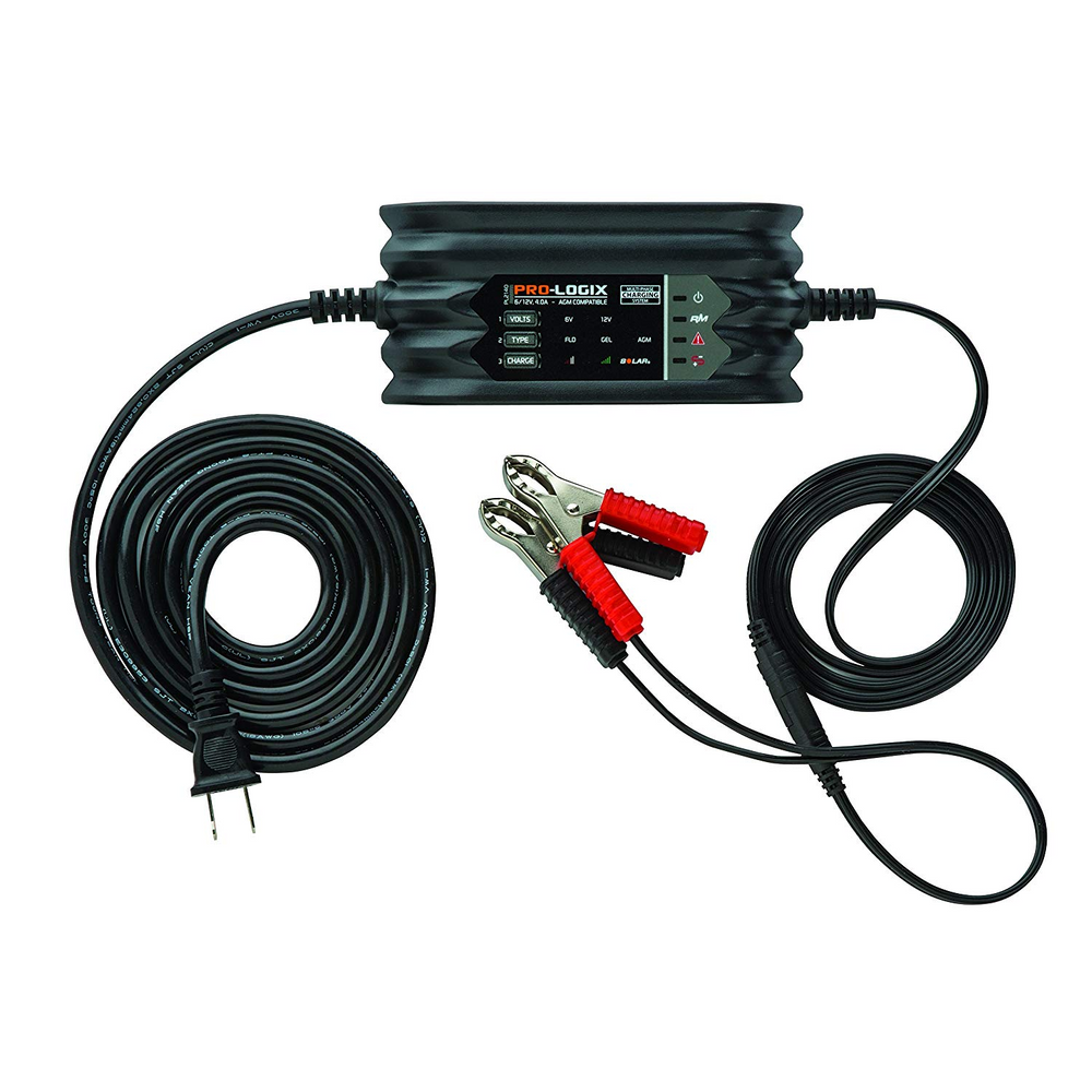 Solar PL2140 6/12V Battery Maintainer