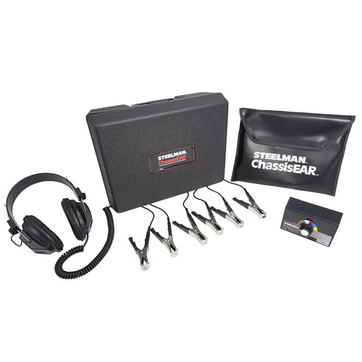 Steelman 06600 Electronic 6 Channel Chassis Ear Listening Kit