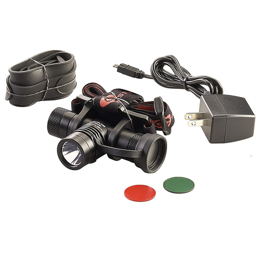 Streamlight 61306 ProTac HL USB Rechareable Headlamp with AC Adaptor