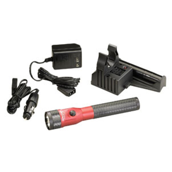 Streamlight 75612 Red LED Piggyback Stinger AC/DC Kit - Free Shipping