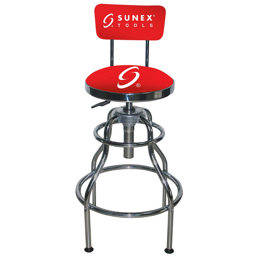 Sunex 8516 Pneumatic Shop Stool