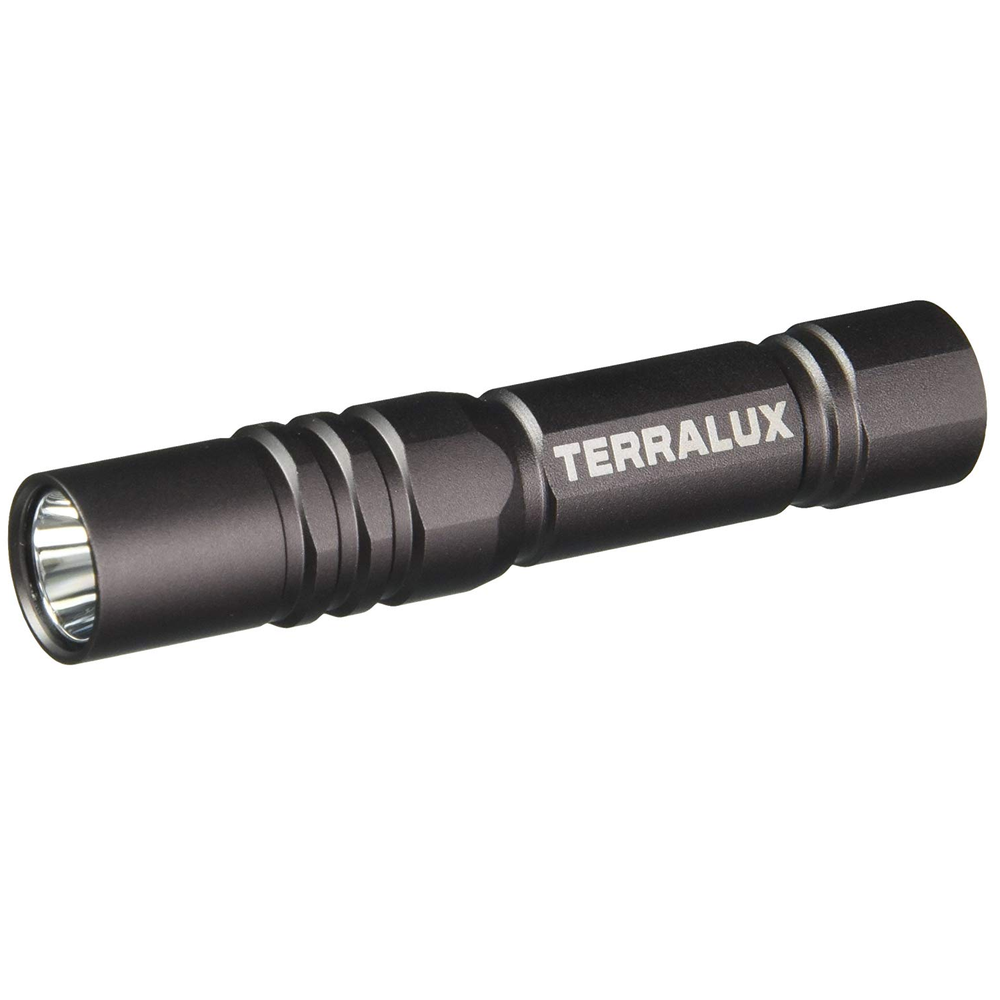 Terralux TLF-KEY2-BLK 35 Lumen Black Keychain/Pocket Light