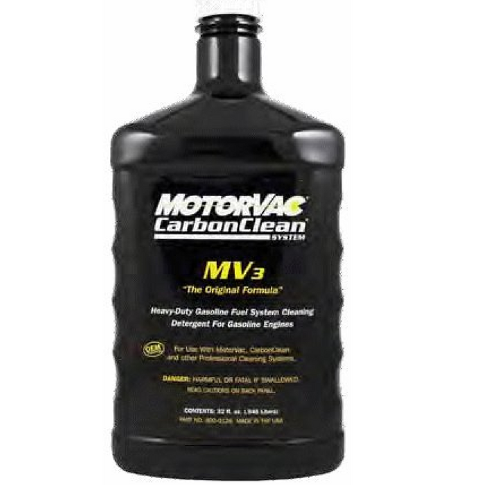 U-View 400-0126 MV3 Carbonclean (32Oz) 4/Case - Free Shipping