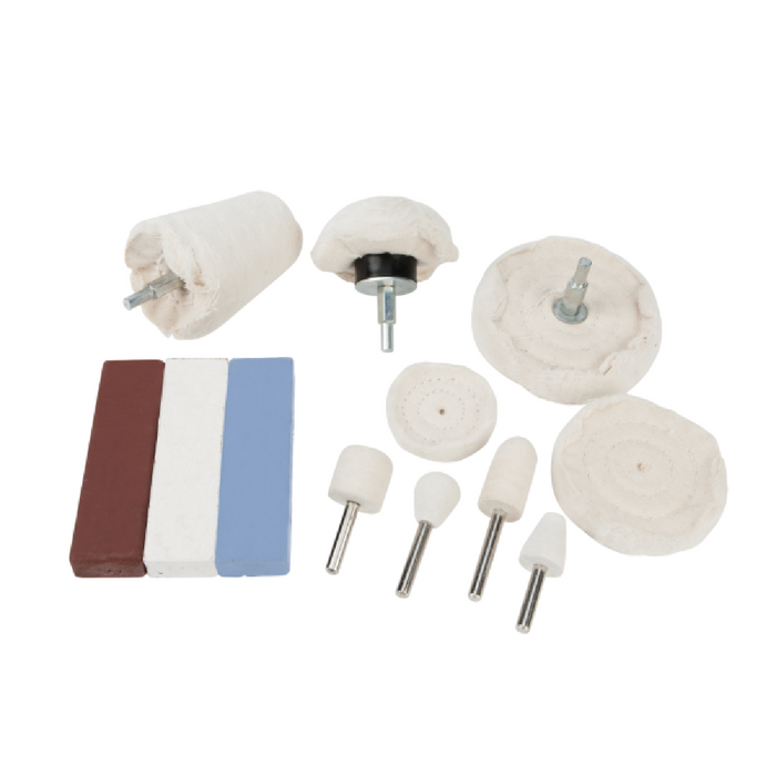 Wilmar W50091 Stainless Polishing Kit