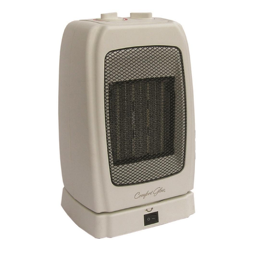 Comfort Glow CEH255 Portable Electric Heater Automatic Oscillation
