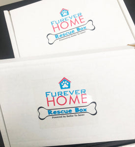 Furever Home - Rescue Subscription Box (Pre Order)