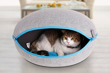 Zippered Egg Shaped Dog/Cat Bed
