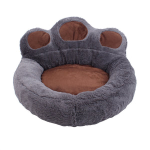 Bears Paw Dog Bed