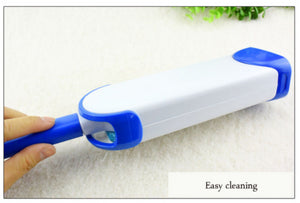 Pet Hair removal brush for upholstery