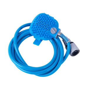 Multi function pet shower head for your shower/ sink