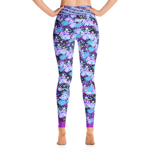 Estiny Lotus - Yoga Leggings (Meditatarion Art Wear)