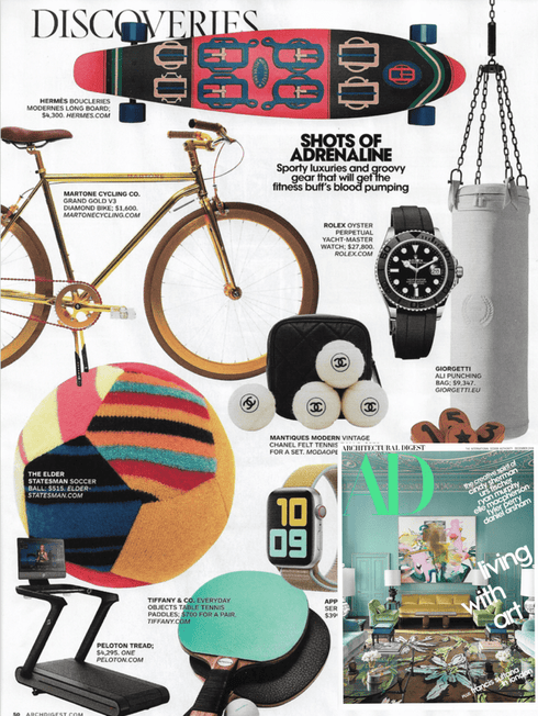 Architectural Digest Gift Guide
