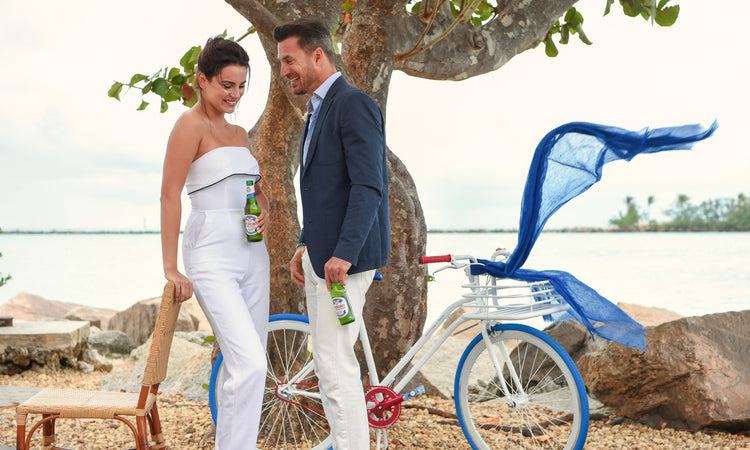 Exclusive Peroni Bicycle