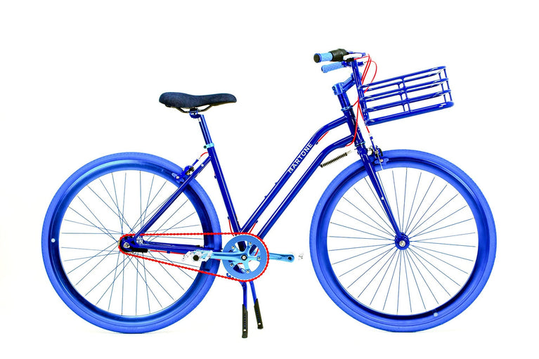 Chelsea V3 with basket - Martone Cycling Co.