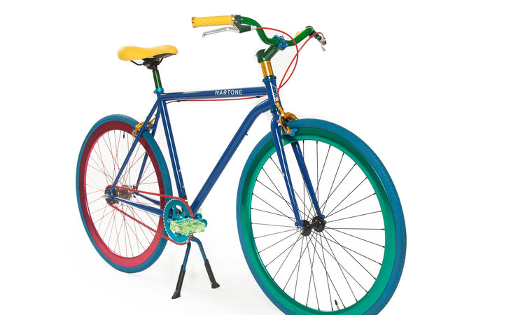 CARIOCA - multi color bike - Martone Cycling Co.
