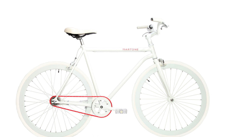 Real Diamond Bicycle - Martone Cycling Co.